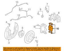 MINI OEM 07-15 Cooper Brake-Rear Pads 34216778327