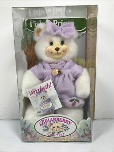 Vintage Briarberry Collection Berrybeth Fisher Price New in Box