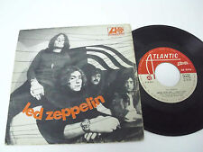 "LED ZEPPELIN Whole Lotta Love - PORTUGAL 7"" single - UNIQUE SLEEVE alvorada RARE"