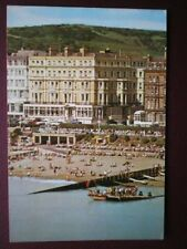 POSTCARD SUSSEX EASTBOURNE - MANSION HOTEL - GRAND PARADE