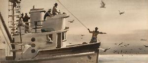 Rex Brandt    Fishing, Marine, Ocean, California Interest