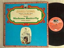 GIACOMO PUCCINI (RENATA SCOTTO) - MADAMA BUTTERFLY- SELEZIONE - LP 33 GIRI