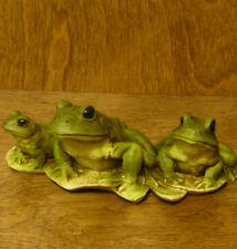 """Castagna Animal Figurines #0141 FROGS, Made in Italy, MIB from Retail Store, 2"""""""