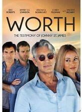 Worth: The Testimony of Johnny St. James (DVD, 2013)