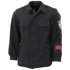BW Feuerwehr Jacke Uniformjacke Jacket schwarz Größe 58 - 64