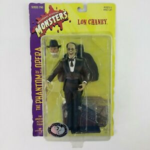 """Phantom of the Opera 8"""" Action Figure Universal Monsters 1999 Sideshow Toys NEW"""