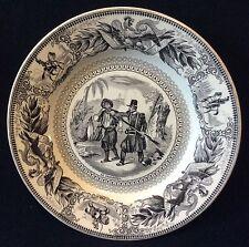 Gien conquête de l' Algérie Geoffroy de Boules & cie médaillé exposition 1844 **
