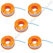 5 x recortadora Carrete & Línea Para Bosch ART23 Combitrim comodidad y Easytrim Cortadora