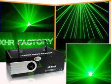 1000mw Green DMX512 American ILDA DJ Club Laser Party stage lighting 1W Beam