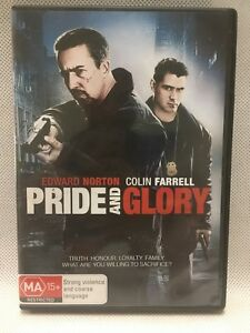 PRIDE AND GLORY EDWARD NORTON Action Adventure Movie DVD