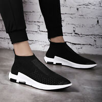 Men's Outdoor Sneakers sports shoes running casual breathable Woven shoes