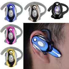 Business Handsfree Stereo Earphone Wireless Bluetooth Headset for iPhone 6S 5S