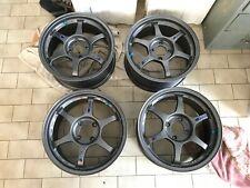 4 x 100 Nippon Racing Type C Style HS050 Rims 4pcs Set 15.0 x 6.5 38 P.C.D