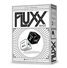 Fluxx Dice Expansion Card Game by Looney Labs LOO 066