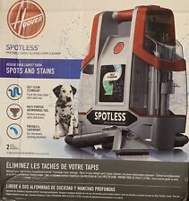 Hoover Spotless PET Portable Carpet & Upholstery Spot Cleaner