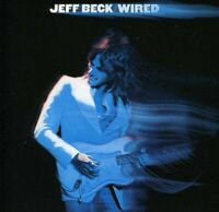 Jeff Beck - Wired (NEW CD)