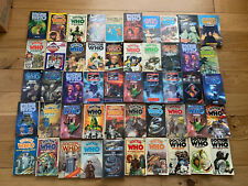 More details for 50x vintage job lot bundle doctor who paperback books mixed doctors d2