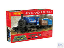 R1220 Hornby OO Gauge The Highland Rambler Analogue Train Set