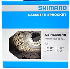 SHIMANO Deore CS-HG500-10 Mountain Bike MTB 10 speed Cassette 11-34T