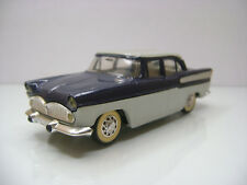 Diecast Norev Simca Chambord 1:43 in Twotone Blue Very Good Condition