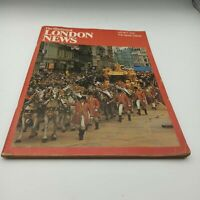 The Illustrated London News Silver Jubilee July 1977 Magazine