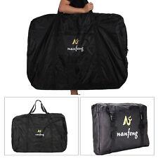 26'' Folding Bike Transportation Bag Carrier Storage Hardwearing Waterproof UK