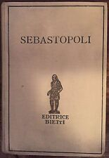 SEBASTOPOLI - (ANNI 30)