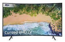 Samsung UE65NU7300 65'' Smart 4k Ultra HD HDR Curved LED TV - Black