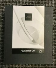 Bose Noise Cancelling Headphones 700 - Silver **100% Authentic**
