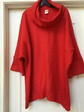 BLAIR    RED Soft and Cozy  women's BEAUTIFUL SWEATER  Top ,  Size 2XL  NWOT