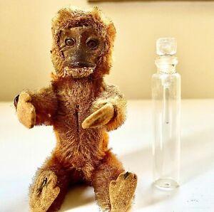 Schuco Monkey  Perfume Bottle 1920's.