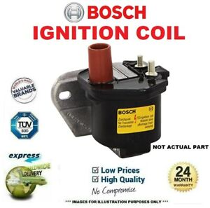 BOSCH IGNITION COIL for BMW 2000-3.2 Coupe (E9) 3.2 CSL 1974-1975