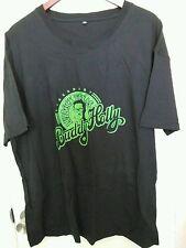 Buddy Holly Lubbock Texas Unisex Black Tee Shirt