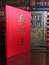 The Art of War by Sun Tzu Brand New Deluxe Illustrated Gift Slipcase Edition