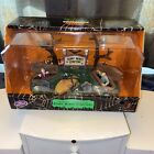 Lemax Spooky Town Collection Scary Acres Cemetary Table Accent 2010 Retired Rare