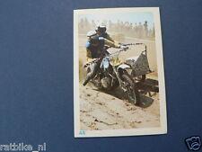 VDH8-048 TURNER/GREENHORN YAMAHA-SPP SIDECAR  MX GP PICTURE STAMP ALBUM CARD,