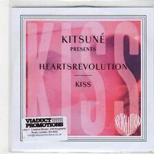 (FL123) Heartsrevolution, Kiss - 2014 DJ CD