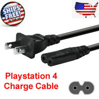 OEM AC Power Cord Cable For Original Playstation PS2 PS3 PS4 Slim / Super Slim *