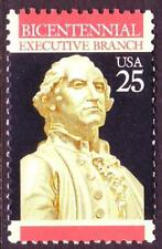 #2414 EXECUTIVE BRANCH. WHOLESALE LOT OF (10) MINT SINGLES F-VF NH!