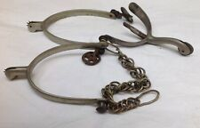 Vintage Riding Spurs Cavalry Style