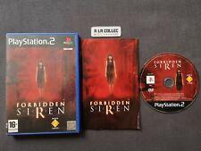 Forbidden Siren | Jeu Sony PS2 en VF | Version PAL