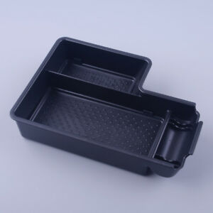 Center Console Armrest Storage Box Tray Fit For VW Golf GTI MK5