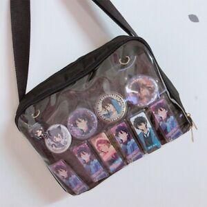 Lolita Girl Harajuku Handbag Japanese Transparent Clear Bag Shoulder Gift Sweet