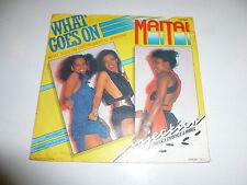 "MAI TAI - What Goes On - 1984 Dutch 2-track 7"" Juke Box Single"