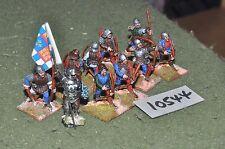 25mm medieval archers 10 figures (10544)