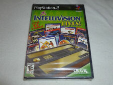 BRAND NEW FACTORY SEALED PLAYSTATION 2 GAME INTELLIVISION LIVES PS2 NFS CRAVE >>
