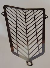 YAMAHA RAPTOR 700 700R HONEYCOMB GRILL MIRRORED FINISH STAINLESS ST