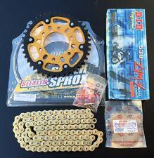 DID ZVM-X SUPERSPROX Kit de Cadena Kawasaki ZRX 1200 ,ZRX1200,R/S ,AÑO FAB.