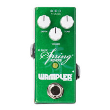 Wampler Mini synthétique Spring Reverb
