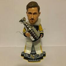 Matt Murray Pittsburgh Penguins BobbleHead 2016 Stanley Cup Trophy Edition NEW